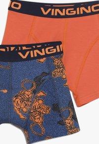 Vingino - TIGER 2 PACK - Pants - dark blue - 4