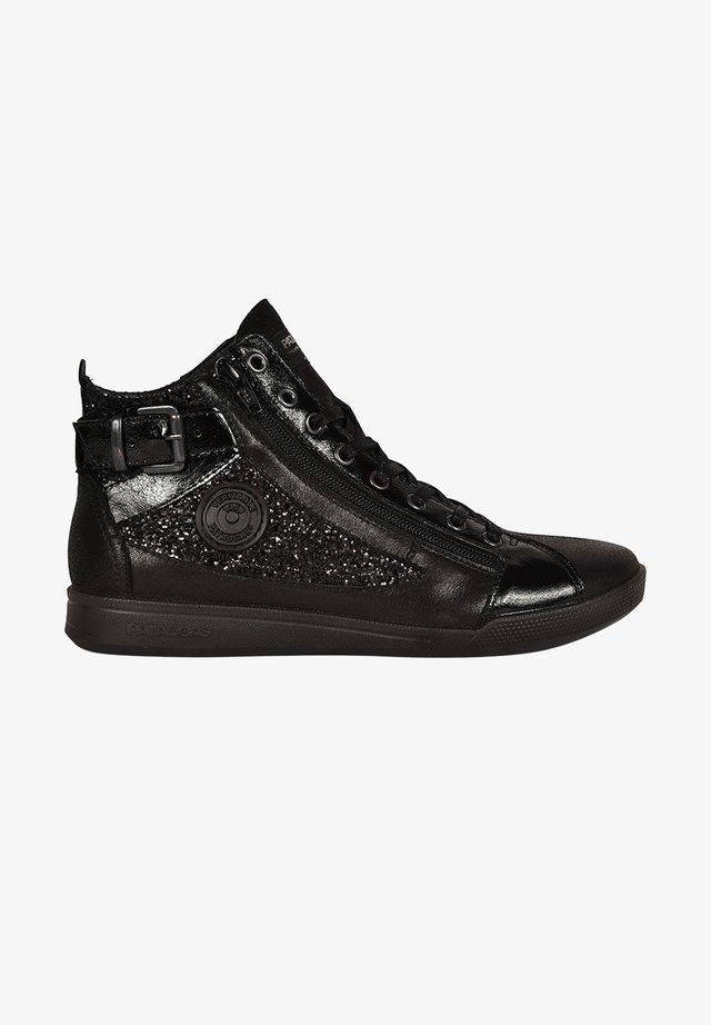 PALME/G  - Sneakersy niskie - black