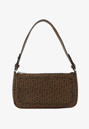 BESRA TONAL MONICA BAG - Handbag - black