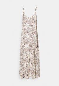 Object Tall - OBJKINNA SINGLETDRESS - Maxi dress - silver gray - 1