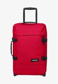Eastpak - TRANVERZ - Wheeled suitcase - sailor red - 0