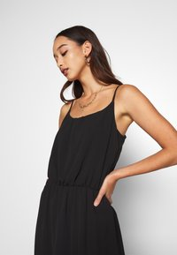 ONLY - ONLNOVA DRESS SOLID - Maxi šaty - black - 3
