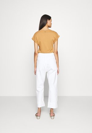 EXTRA  - Straight leg jeans - coconut white