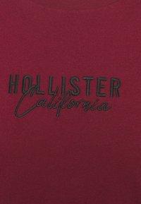 Hollister Co. - 3 PACK - Print T-shirt - white - 8