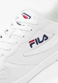 Fila - FX-100 LOW - Sneakers laag - white - 5