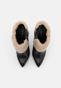 Even&Odd - LEATHER - Winter boots - black - 5