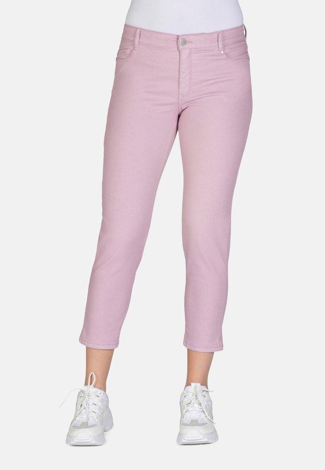 Skinny-Farkut - soft pink