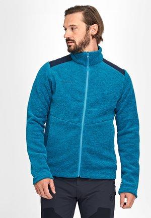 INNOMINATA - Fleece jacket - sapphire melange