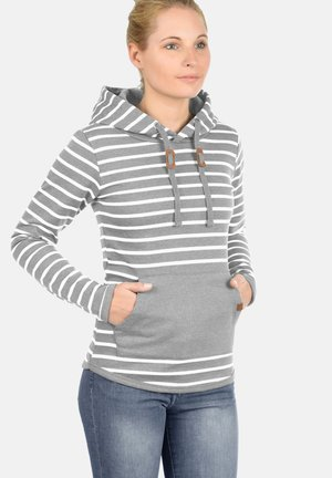 CARINA - Mikina skapucí - grey