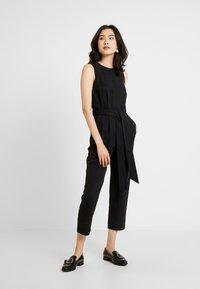 Great Plains London - ANTOINE - Jumpsuit - washed black - 1