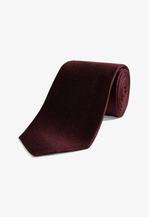 Stropdas - dark red