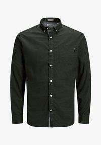 Jack & Jones PREMIUM - JJECLASSIC  - Camisa - olive night - 5