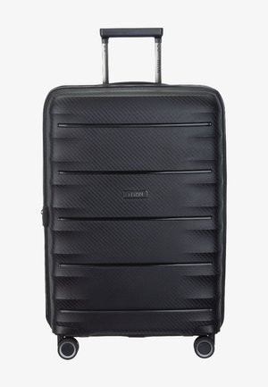 HIGHLIGHT - Wheeled suitcase - black