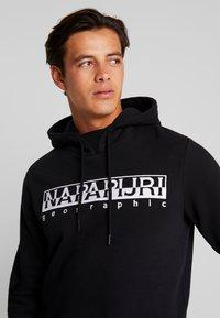 Napapijri - BERBER - Hoodie - black - 3