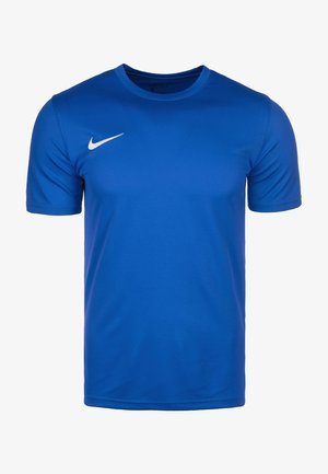 PARK 18 - Print T-shirt - blue