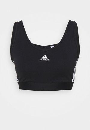Urheiluliivit: kevyt tuki - black/white