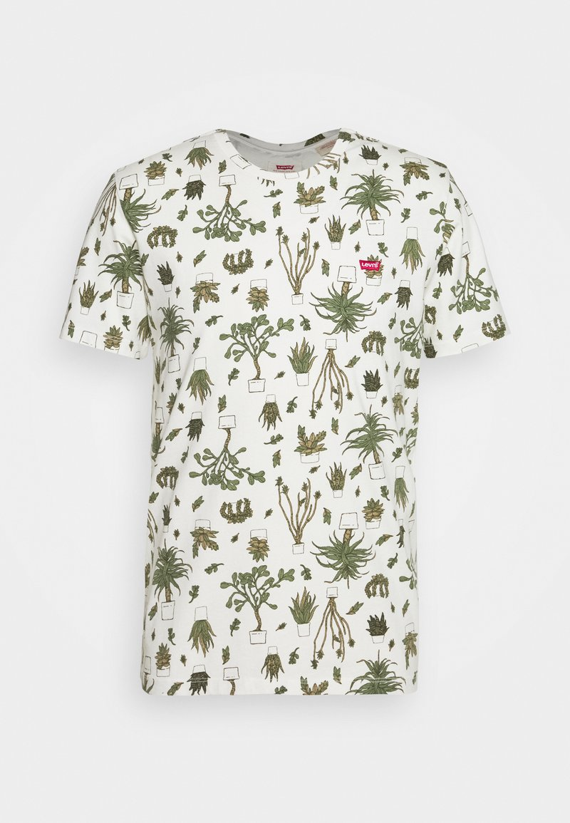 Levi's® - ORIGINAL TEE - T-shirt basic - nephrite olive night