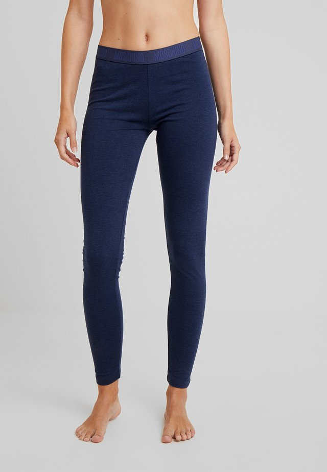 LEGGINGS - Pyjamahousut/-shortsit - blue jeans