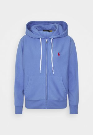 FEATHERWEIGHT - Zip-up hoodie - harbor island blue
