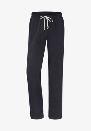 BRANDOLF - Tracksuit bottoms - dark blue