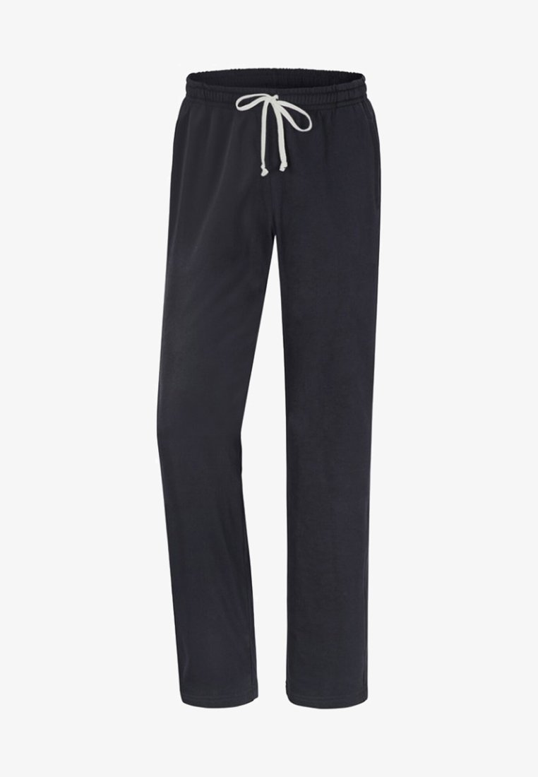Jan Vanderstorm - BRANDOLF - Tracksuit bottoms - dark blue