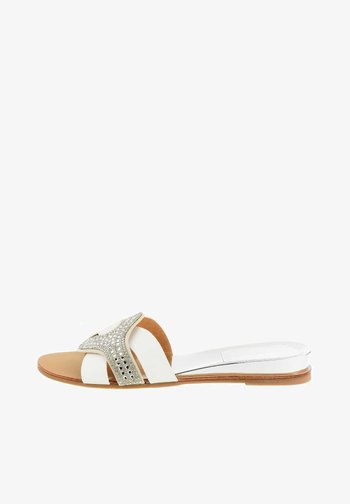 NOVALESA - Mules - white