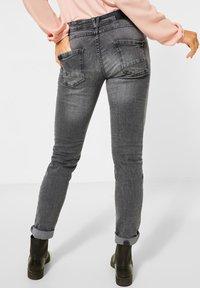 Cecil - Slim fit jeans - grau - 1