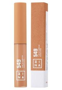 3ina - THE EYEBROW MASCARA - Eyebrow gel - 549 cream - 1