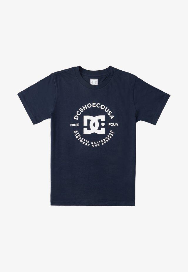 Star Pilot - T-shirt print - navy blazer