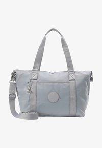 Kipling - ART - Tote bag - natural grey - 4