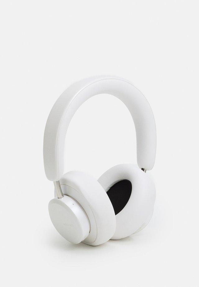 MIAMI NOISE CANCELLING - Kuulokkeet - white pearl