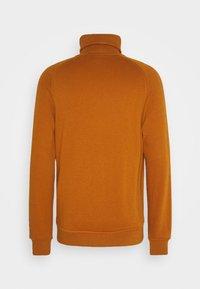 Scotch & Soda - SOFT TOUCH HIGH NECK - Sweatshirt - tobacco - 0