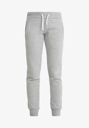 ORANGE LABEL - Tracksuit bottoms - grey marl