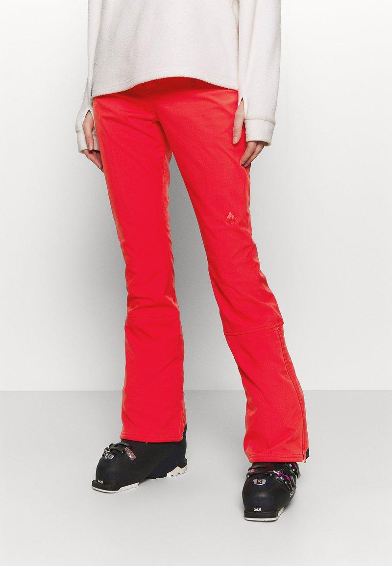 Burton - IVY OVER BOOT - Snow pants - hibiscus pink