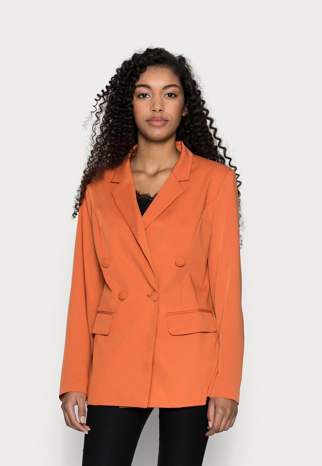 LADIES - Blazer - rust