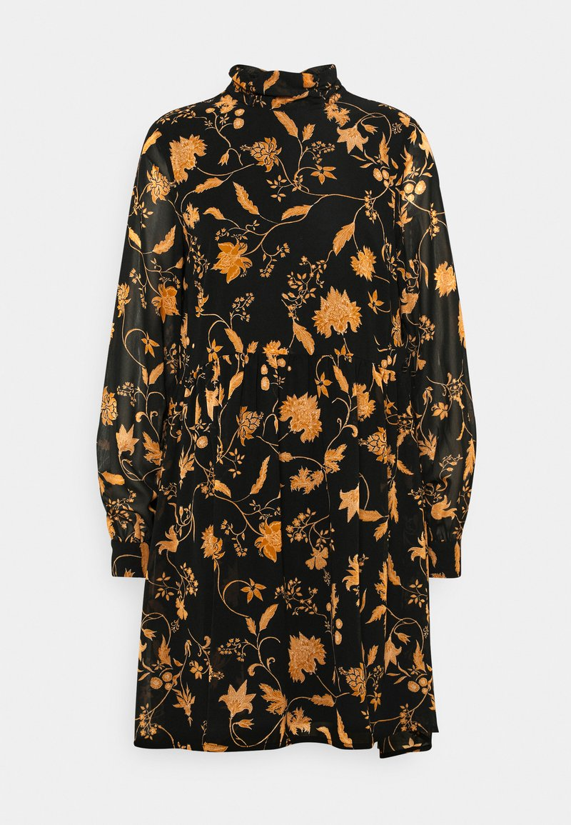 Vila - VIREMI  DRESS - Day dress - black