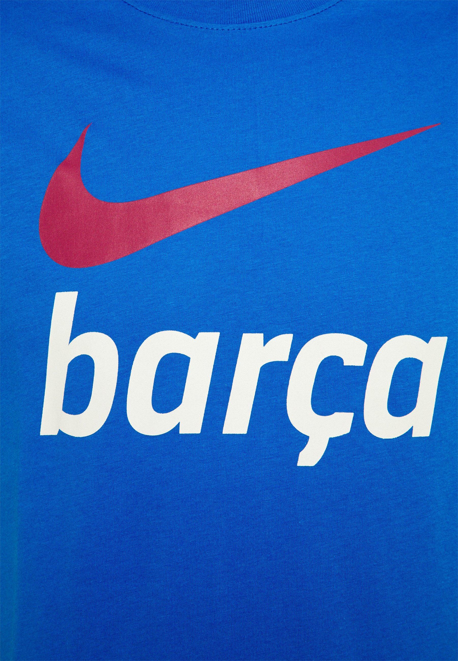 Men FC BARCELONA CLUB TEE - Club wear