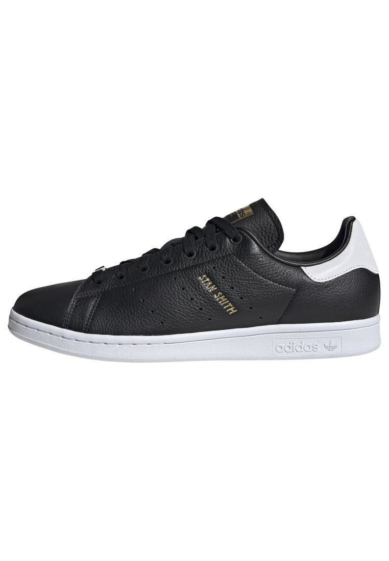 adidas Originals - STAN SMITH SHOES - Sneakersy niskie - black