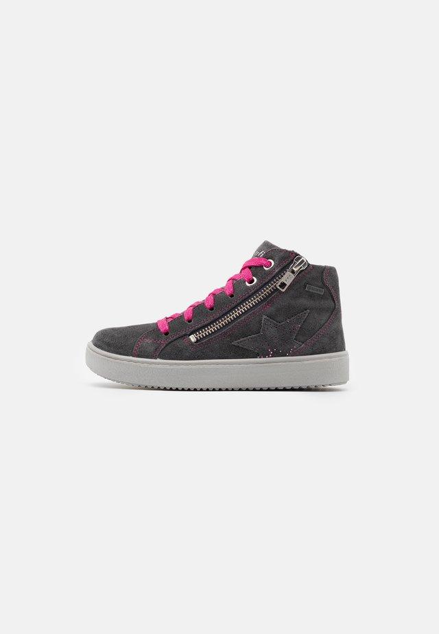 HEAVEN - Sneaker high - grau/rosa