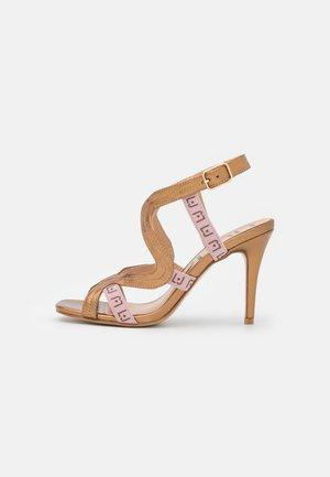 APRIL  - Sandals - bronze