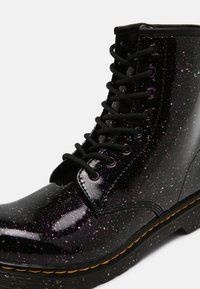 Dr. Martens - 1460 Y - Lace-up ankle boots - purple cosmic glitter - 6