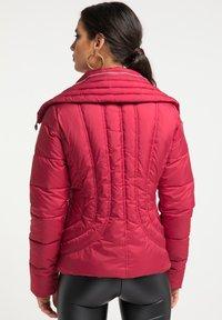 faina - Light jacket - rot - 2