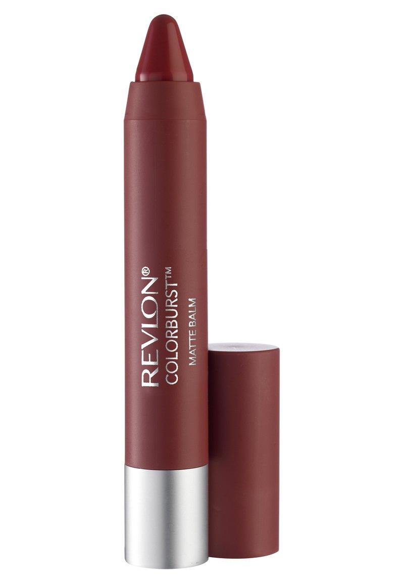 Revlon - COLORBURST MATTE LIP BALM - Lip balm - N°225 sultry