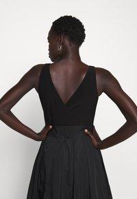 Lauren Ralph Lauren - MEMORY LONG GOWN COMBO - Occasion wear - black - 5
