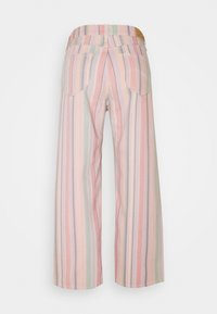 Lee - WIDE LEG - Relaxed fit jeans - rainbow stripe - 1