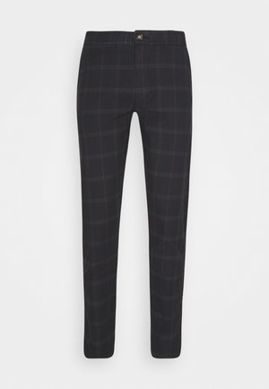 KING PANTS - Trousers - black
