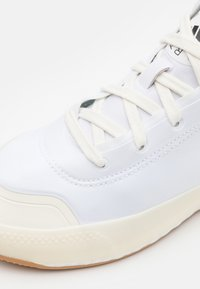 adidas by Stella McCartney - ASMC TREINO MID - Sportovní boty - footwear white/offwhite/peal rose - 5