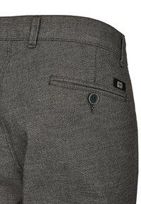 Club of Comfort - GARVEY IM WOLL LOOK - Trousers - light gray - 4