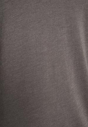 AUTUMN TREKLS RELAXED TEE - Top sdlouhým rukávem - charcoal heather