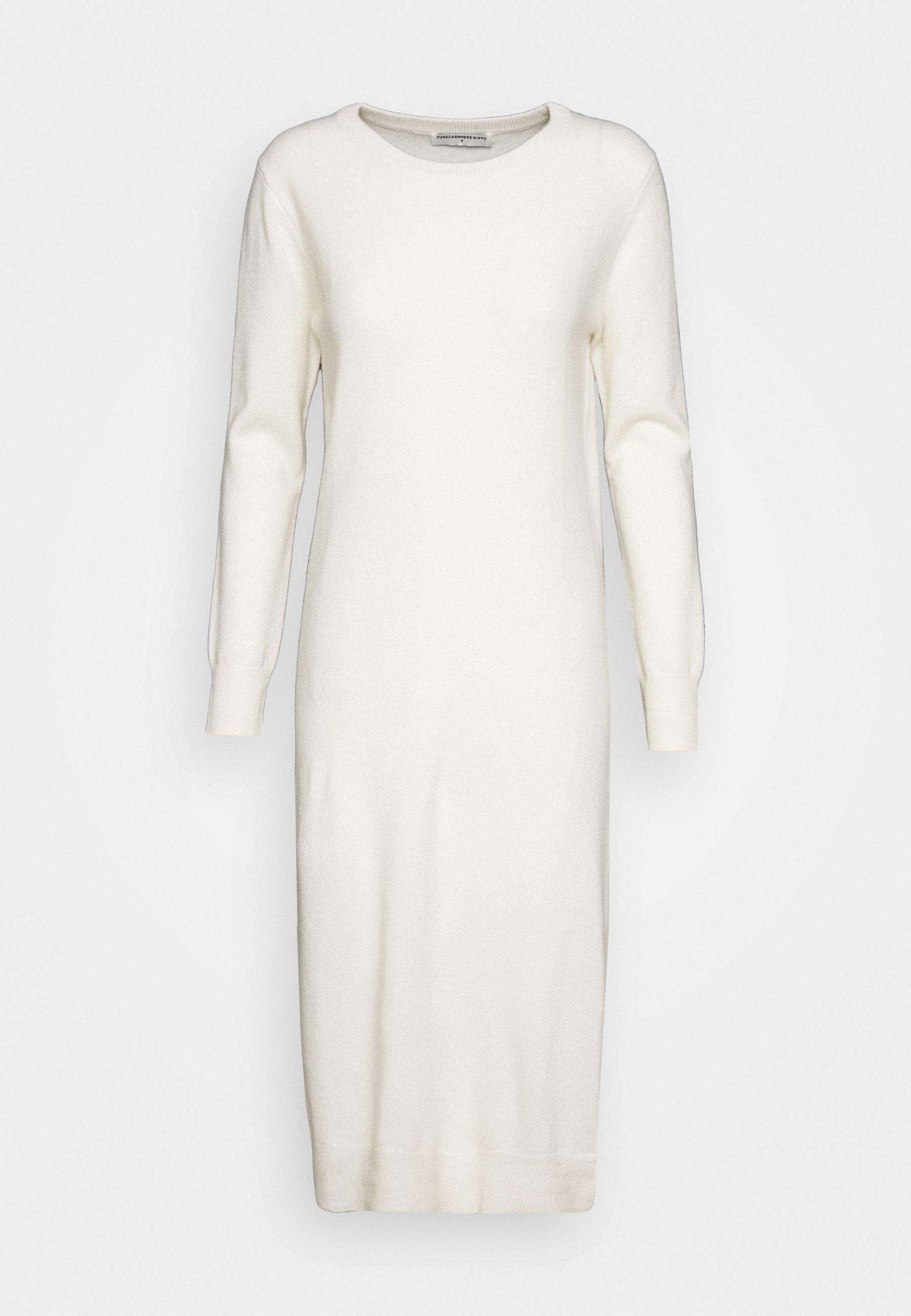 Women CREW NECK DRESS - Jumper dress